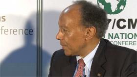 UNIDO's Mr. Francois D'Adesky