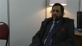 IPCC chief Dr Rajendra Pachauri