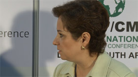 COP16 President Patricia Espinosa
