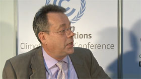 John Drexhage, Director of Climate Change at the International Council of Mining and Metal