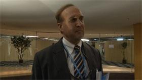Bob Dickson, the Global Environment Facility