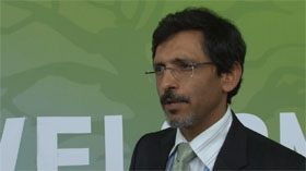 Ebrahim Patel, Minister for Economic Development