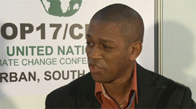 Mark Bynoe, Environmental/Resource Economist Caribbean Community Climate Change Centre