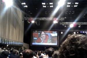11/12/11 - Indian negotiator Jayanthi Natarajan