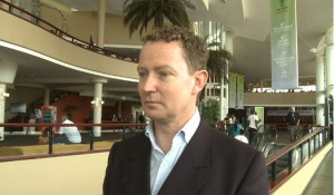 10/12 UK Minister Greg Barker on COP17 talks