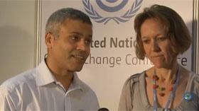 Sarah Alsen and Pooran Desai