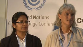Dr Alison Cooke and Dr Shalini Sharma