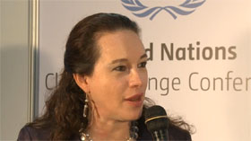 Maria Fernanda Espinosa English