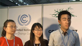 Chinese Youth Delegation