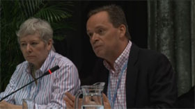 ICC & RTCC side event at COP17