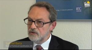 IEC's Gabriel Barta: Clean-tech makes long-term sense