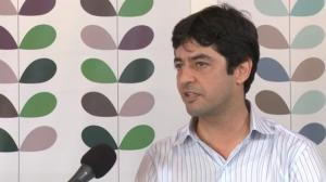 Rio+20: Anderson Chagas Neto, journalist, Espirito Santo State Government