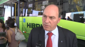 Rio+20: Electric vehicles will be future of mass transport, says Volvo