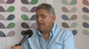 Rio+20: Adahil Sena, Geology Professor