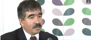 Rio+20: Luis Rios: Ministry of Environment Guatemala