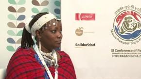 Martha Ntoipo, Indigenous Information Network