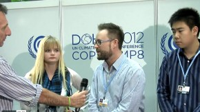 COP18: Young people must be included in the UNFCCC process.