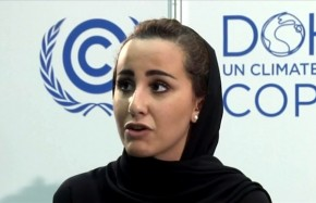 COP18: Qatari youth are getting their voice heard at COP18