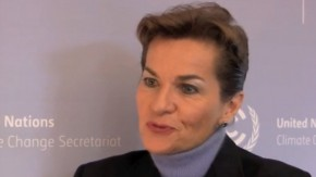 Christiana Figueres confident ahead of COP18