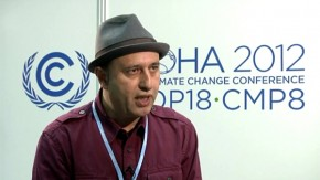 COP18: Climate change is yet another fear for Palestine's farmers