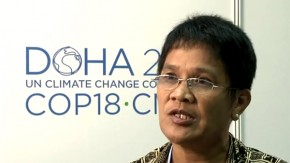 COP18: Women can help build resilience to climate change