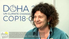 COP18: Countries must deliver on finance in Doha