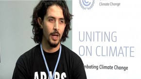 COP18: Climate change ripple effect will hit all of society