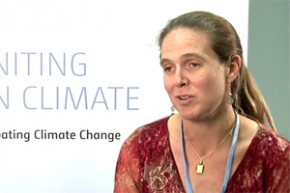 COP18: Women must be part of the solution on climate change