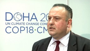 COP18: Making the link between climate change and infectious disease