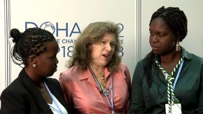 COP18: Global deal will fail without youth engagement