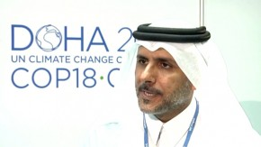 COP18: Working to reduce transport emissions in Qatar