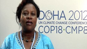 COP18: Women's health is being impacted by climate change