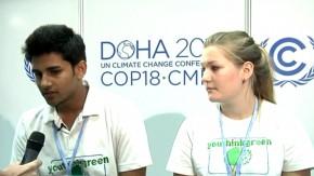 COP18: Encouraging environmental education across the world