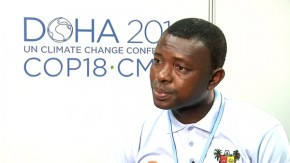 COP18: Start climate education young and it will grow with people