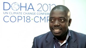 COP18: Providing communities with solar energy in Angola