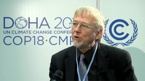 COP18: We must create new money to save the climate