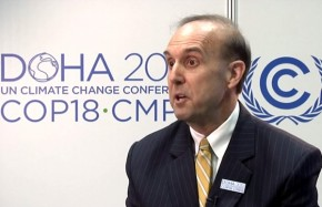 COP18: Youth must be patient, 'take the long view'