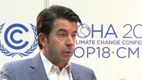 COP18: Freshwater access the greatest climate adaptation challenge