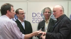 COP18: Moral not economic debates should inform climate policy