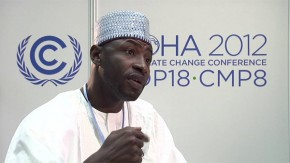 COP18: Breaking the link between poverty and climate change