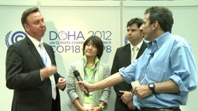 COP18: Cities should be given more recognition by UN climate talks, says ICLEI