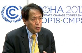 COP18: Green business can facilitate jobs, training and growth
