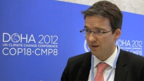 COP18: Kersten-Karl Barth - Siemens Sustainability Director