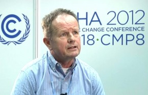 COP18: Carbon taxes can efficiently transform energy systems
