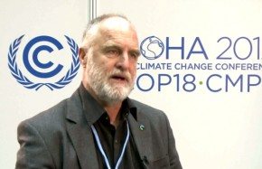 COP18: Power of farmers' solidarity can have global impact