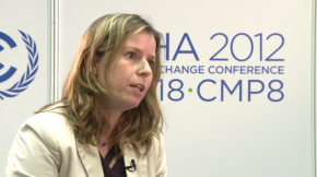 COP18: Climate change will cause more people to migrate