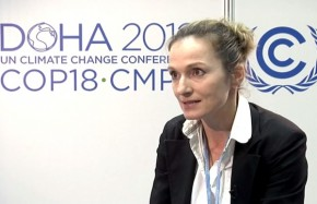 COP18: Time to improve climate education - UNICEF