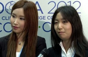 COP18: Japanese students - government should not ignore Kyoto
