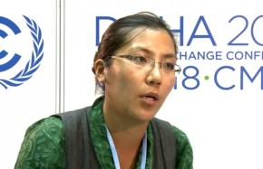 COP18: World must rise up to protect Tibetan women and nomads