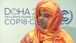COP18: Positive environmental change is there if we look close enough